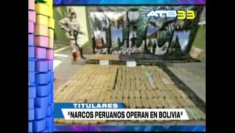 Video titulares de noticias de TV – Bolivia, noche del martes 24 de octubre de 2017