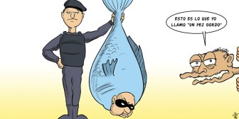 Caricaturas de Bolivia del jueves 19 de octubre de 2017