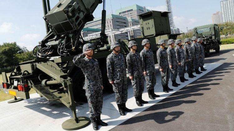Fuerzas de Auto Defensa de Japón (Reuters)