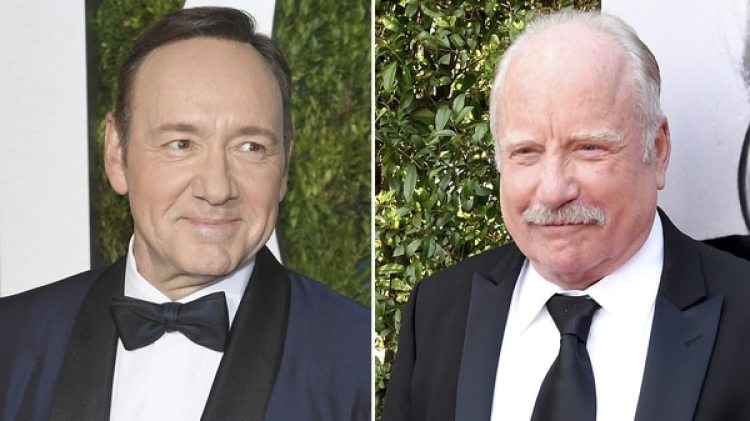 Kevin Spacey y Richard Dreyfuss
