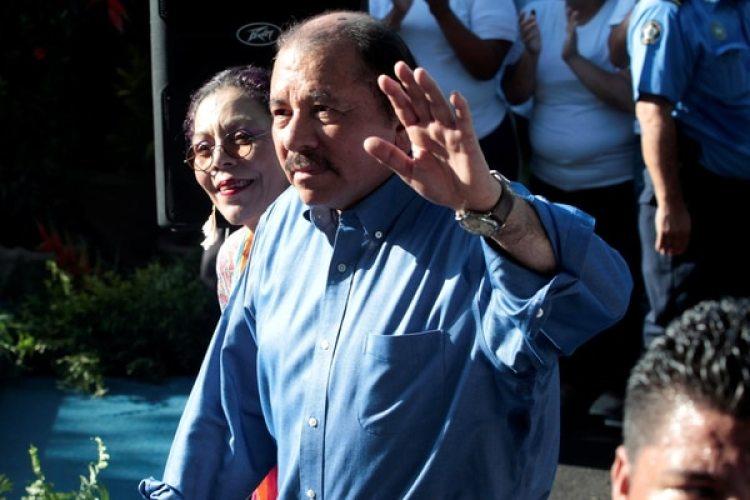 El presidente de Nicaragua Daniel OrtegaREUTERS/Oswaldo Rivas