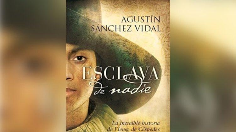 """Esclava de nadie"" de Agustín Sánchez Vidal"