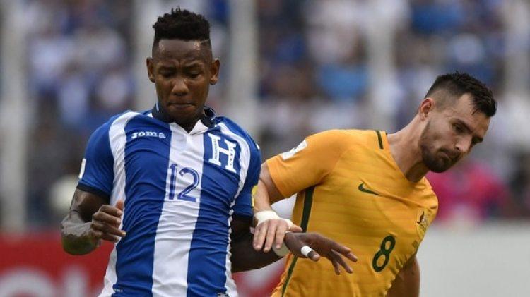 Honduras buscará acceder al Mundial en el encuentro de vuelta del próximo miércoles (AFP)