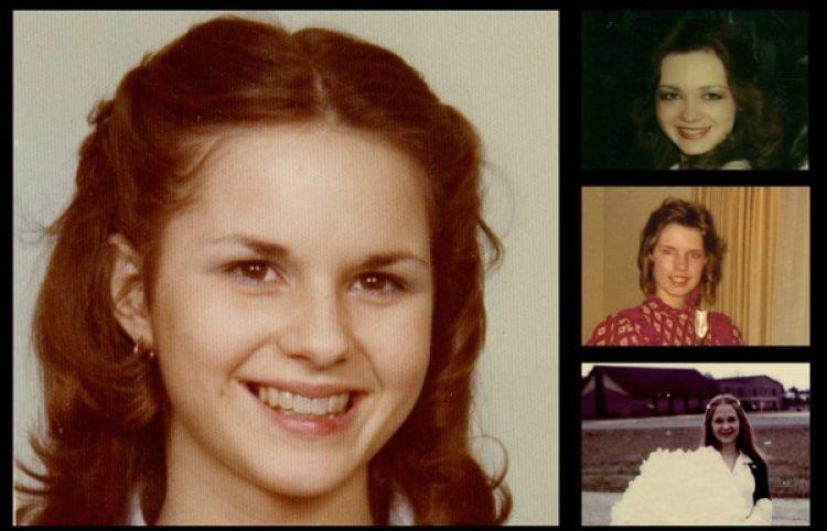 Leigh Corfman, izq., en una foto de 1979, a los 14 años. Der. sup., Wendy Miller a los 16; der. med., Debbie Wesson Gibson a los 17 y der. inf., Gloria Thacker Deason a los 18. (Fotos familiares/The Washington Post)