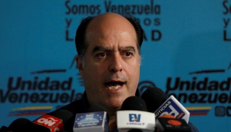 Julio Borges, presidente del Parlamento (Reuters)