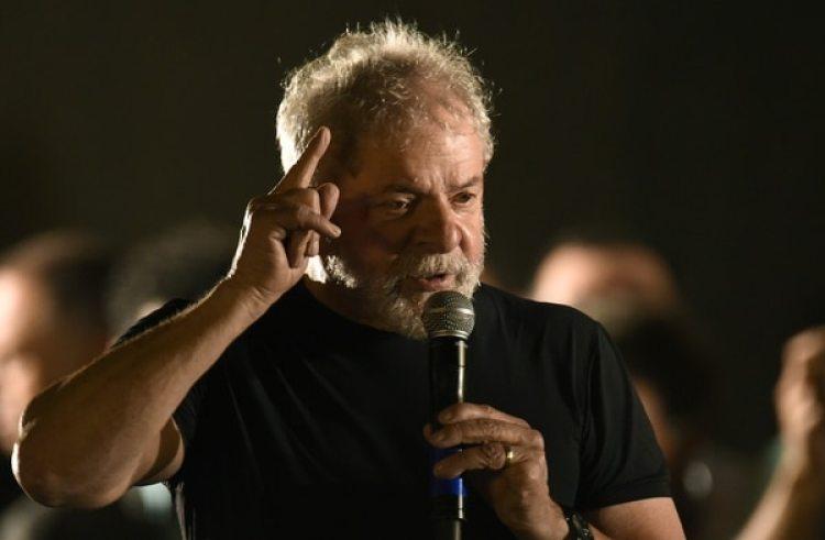 Lula está condenado por corrupción (AFP)