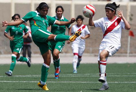 Con la victoria, Bolivia se recuperó de la goleada 5-0 frente a Colombia, sufrida el domingo