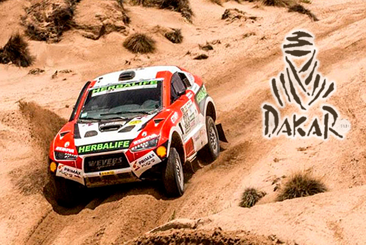 Resultado de imagen para rally Dakar 2018