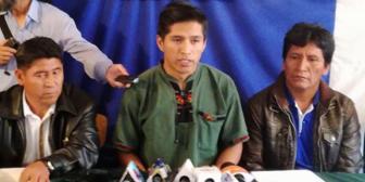 Cocaleros del Chapare dispuestos a debatir sobre desvío de coca al narcotráfico