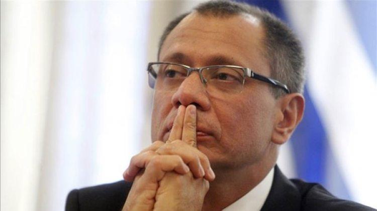 El vicepresidente de Ecuador, Jorge Glas