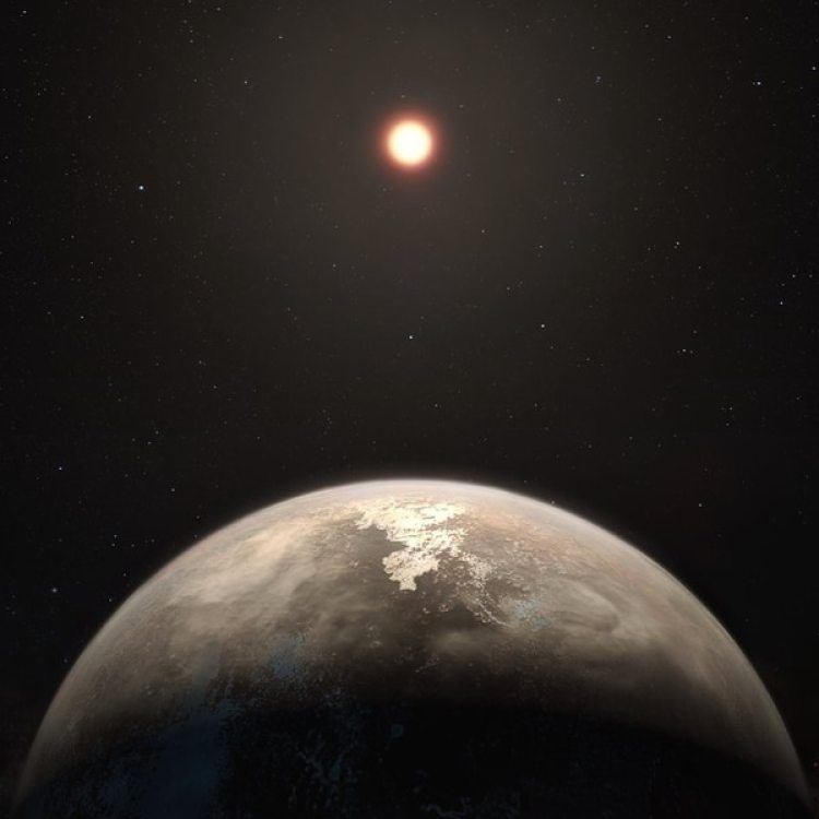 ross 128 b M. Kornmesser:European Southern Observatory