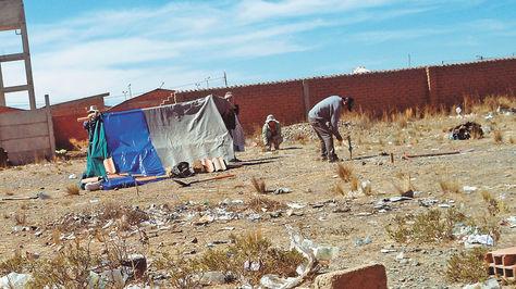 Resultado de imagen para El Alto en caso de tráfico de tierras