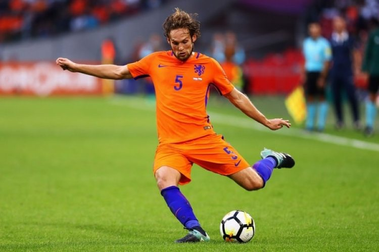 Daley Blind: Holanda no llegó ni al repechaje y el lateral del Manchester Unitedno podrá jugarlo(Getty)