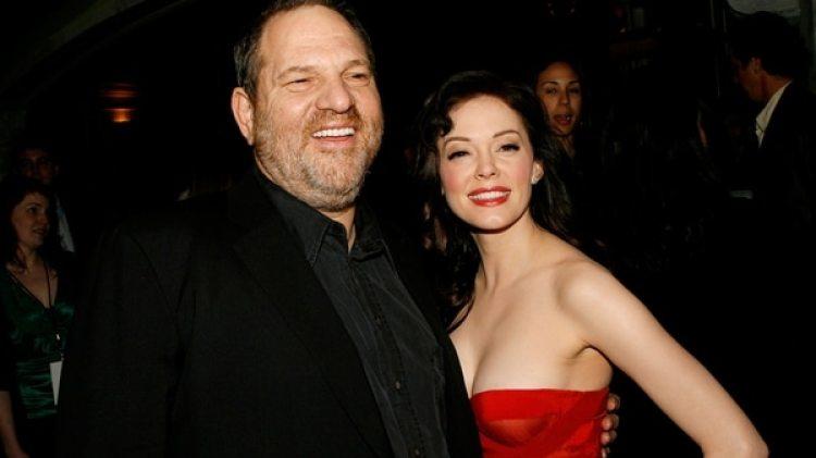 Rose McGowan es una de las principales acusadoras de Weinstein (Getty Images)