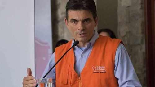 Alcalde municipal, Rodrigo Paz Pereira