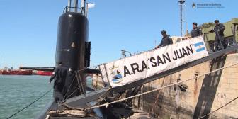 Buscan un submarino argentino que se perdió con 44 personas a bordo