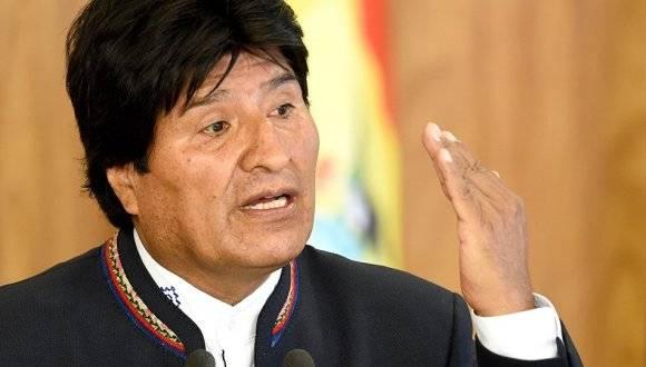 Resultado de imagen para Evo Morales, con el periodista, Víctor Hugo Morales,