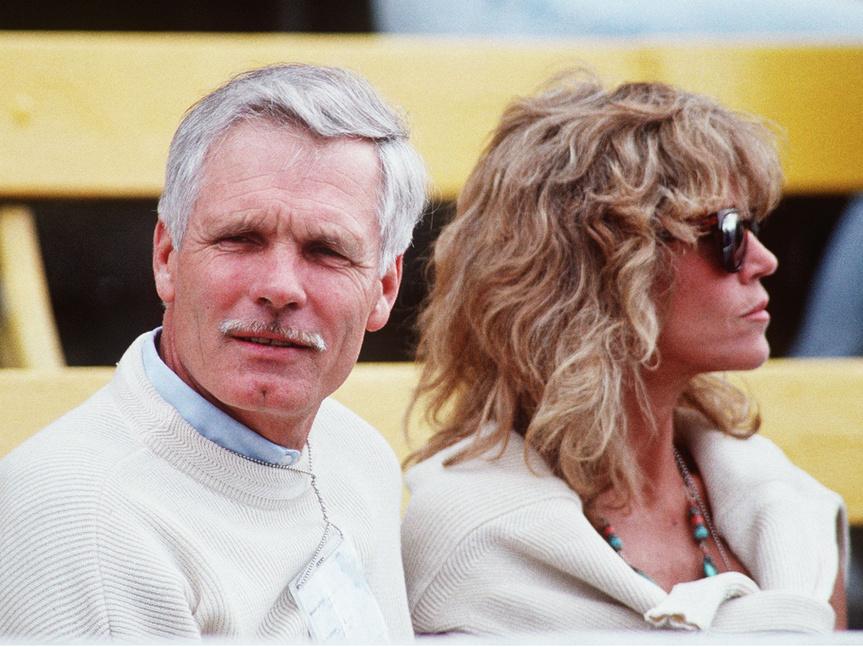 Cómo Ted Turner sobrevivió a la pérdida de Jane Fonda, la CNN, su fortuna y un imperio en un año