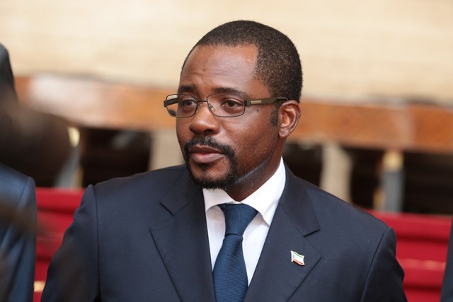 Resultado de imagen para ministro de Minería e Hidrocarburos de Guinea Ecuatorial, Gabriel Mbega Obiang