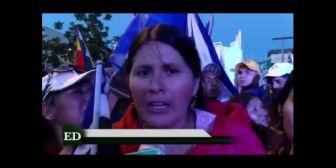 "Diputada masista advierte a opositores ""que dejen de joder"""