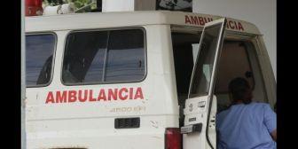Silencio en implicados en muerte de joven sacado a la fuerza de una ambulancia