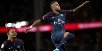 Neymar ya es el tercer máximo goleador brasileño en la historia de la Champions League