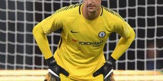 Thibaut Courtois impuso condiciones para seguir en el Chelsea
