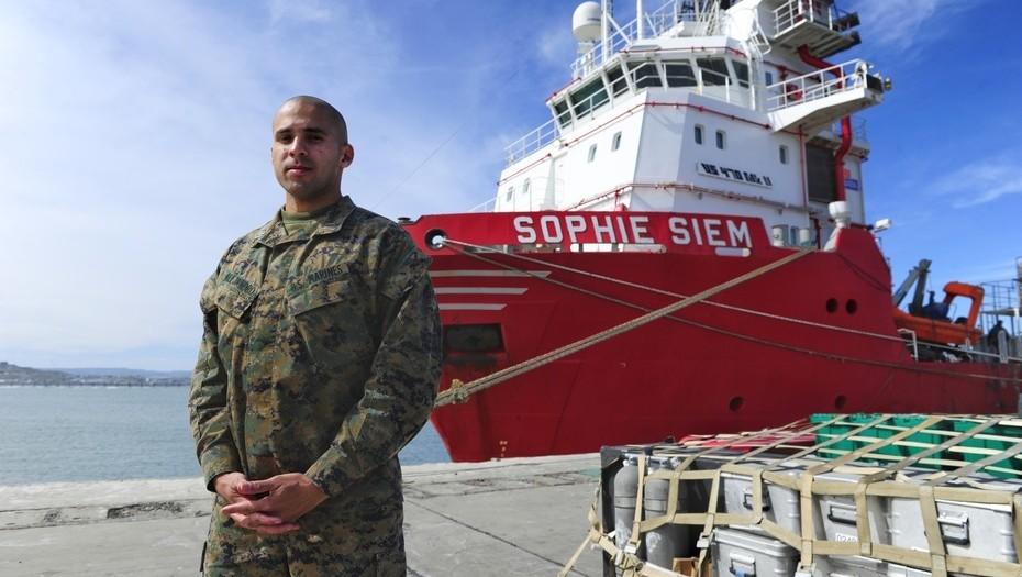 Submarino perdido: Horas críticas y escasez de oxígeno