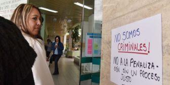 Médicos cumplen su segundo día de huelga y advierten que esta vez no serán 'engañados'