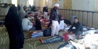 Egipto: Al menos 235 muertos tras un atentado en una mezquita en el Sinaí