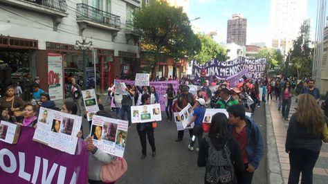 América Latina, región más peligrosa del mundo para mujeres