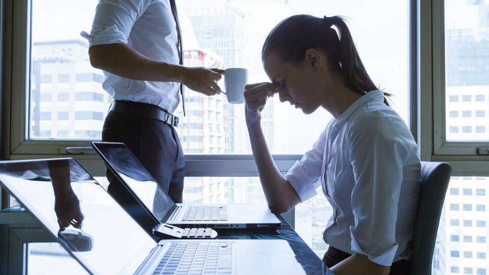 Foto: La mayor epidemia laboral. (iStock)