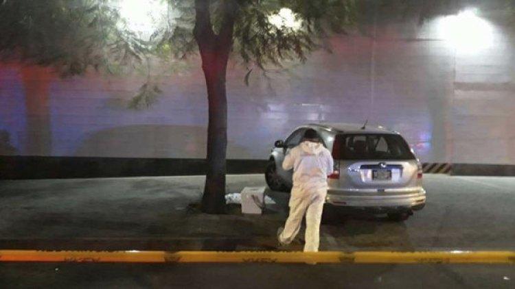 Hallaron una hielera con dos cabezas en México