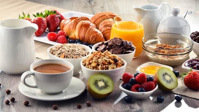 El desayuno es importante