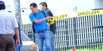 Inicia la pericia para determinar de dónde vino la bala que mató a Ana Lorena