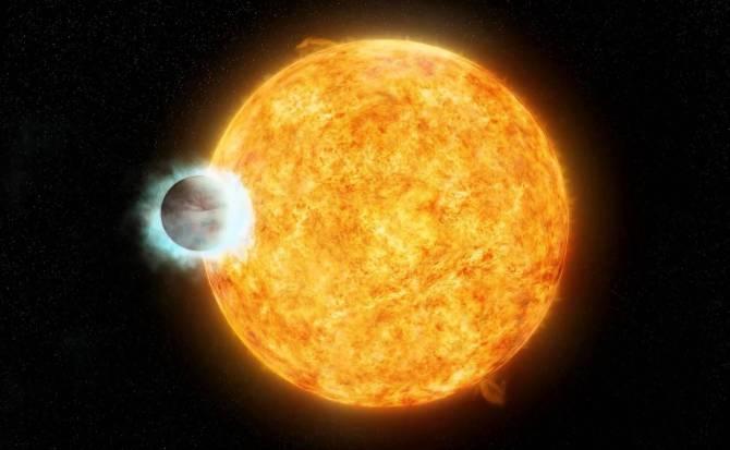"""La NASA encuentra un exoplaneta cuya atmósfera """"jamás habíamos"""" visto antes"""