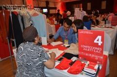 Empresa de Peru Confecciones Juliett-negocia con Ici Vivi