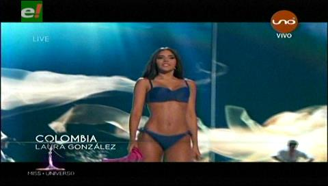 Miss Universo 2017: Semifinalistas en traje de baño