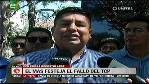 Masistas esperan que la dupla Evo-Álvaro continúe