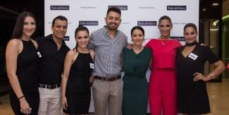 Nathalia Castedo, José Zabala, Jesica Ayupe, Oscar Olguin, Lucía Asin, Desiree Durán, Teoanis Narvaez