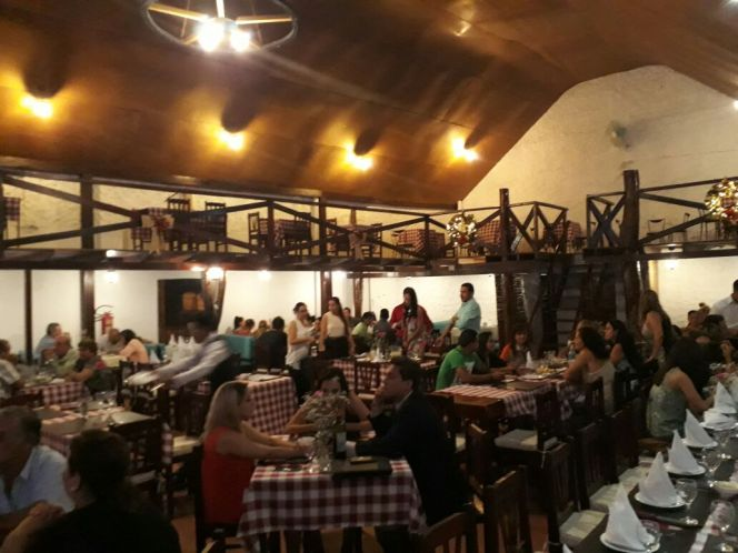 restaurante Martin Fierro 13