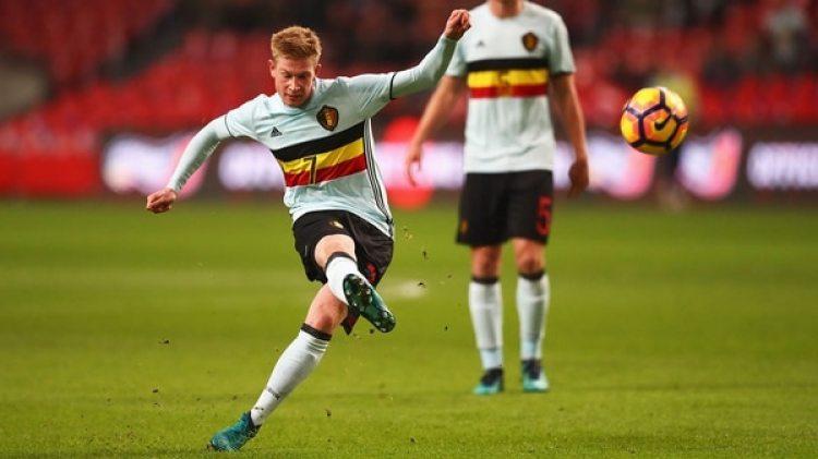 Kevin De Bruyne es la figura de Bélgica (Getty Images)