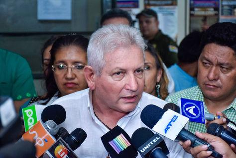 Evo Morales anuncia candidatura a reelección y critica