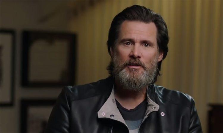 Jim Carrey, en el documental de Netflix