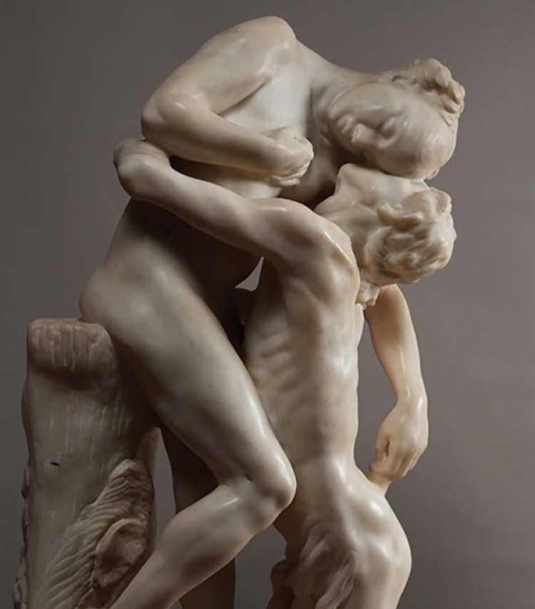Escultura de Camille Claudel