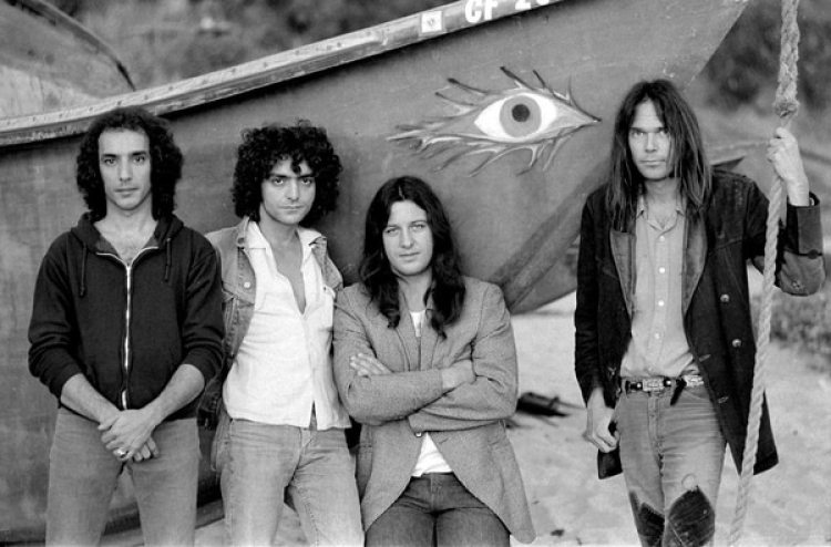 Junto a Crazy Horse