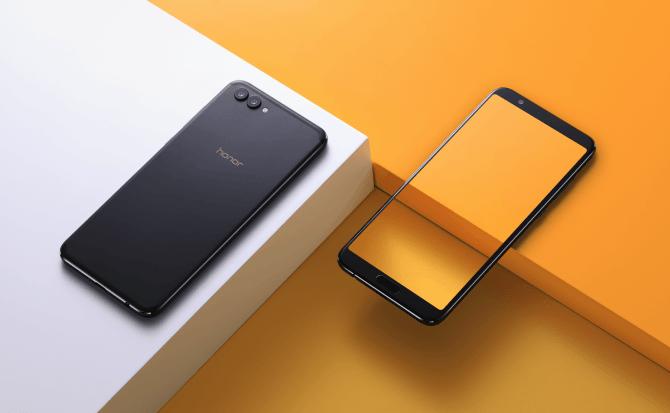Este es el Honor View 10, la versión económica del Huawei Mate 10