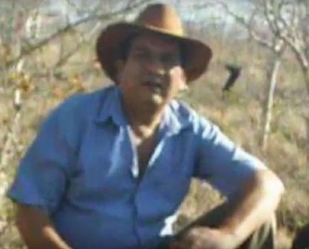 El empresario Octavio César P. L. que fue asesinado