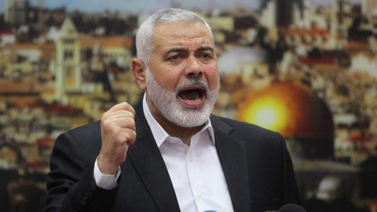 Ismail Haniya, lider de la organización terrorista (AFP)