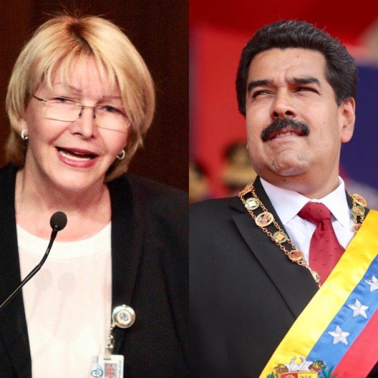 Luisa Ortega Díaz, la Fiscal General venezolana destituida por el régimen de Nicolás Maduro, fue la otra miembro del colectivo hispano destacada por su labor enfocada en denunciar las violaciones a los DDHH, consolidación de poder y brutal represión del dictador colocado para suceder a Hugo Chávez